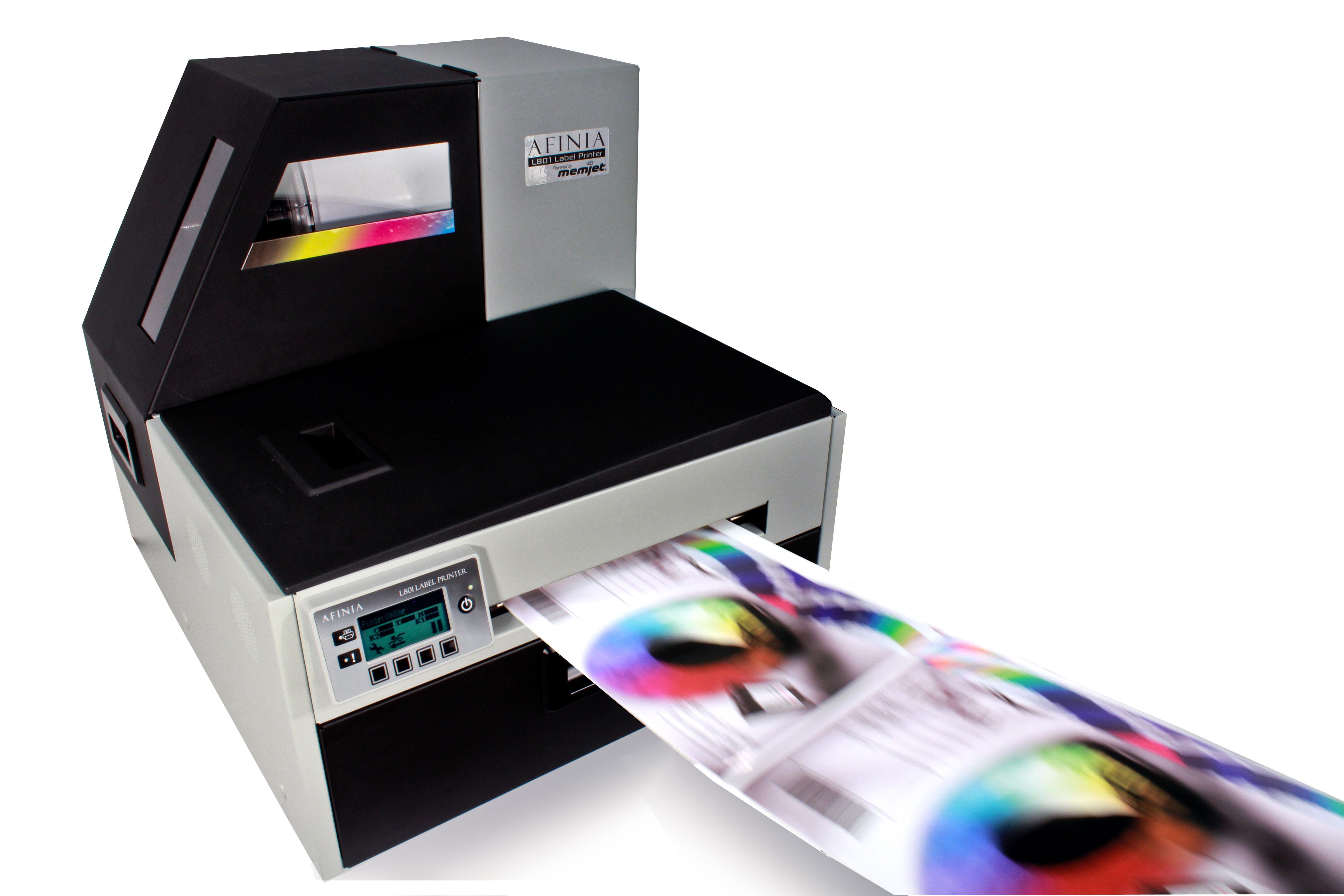 Afinia L801 Kleuren Labelprinter