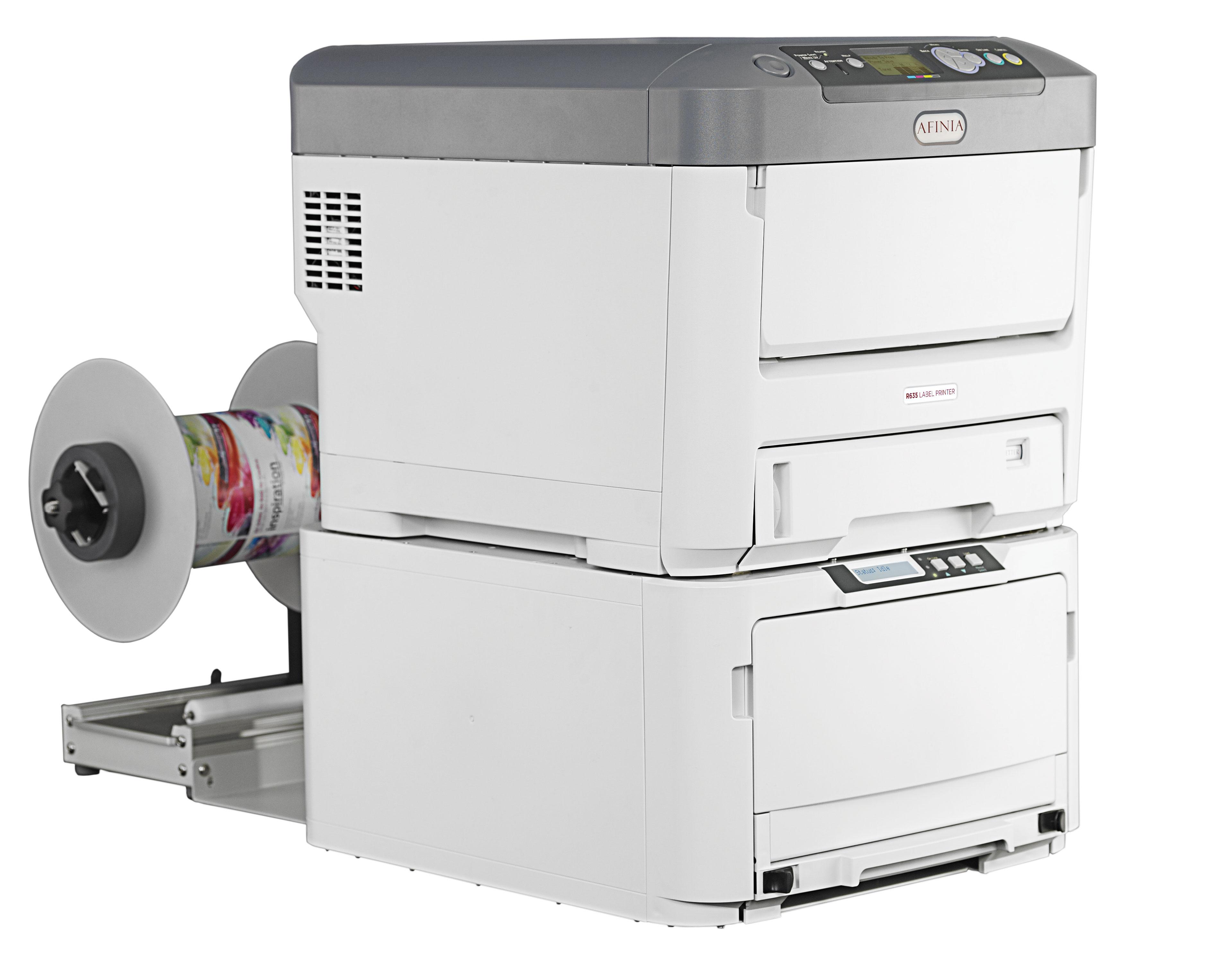 Afinia R635 Kleuren Labelprinter