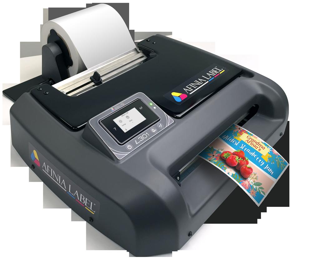 Afinia L301 Kleuren Labelprinter