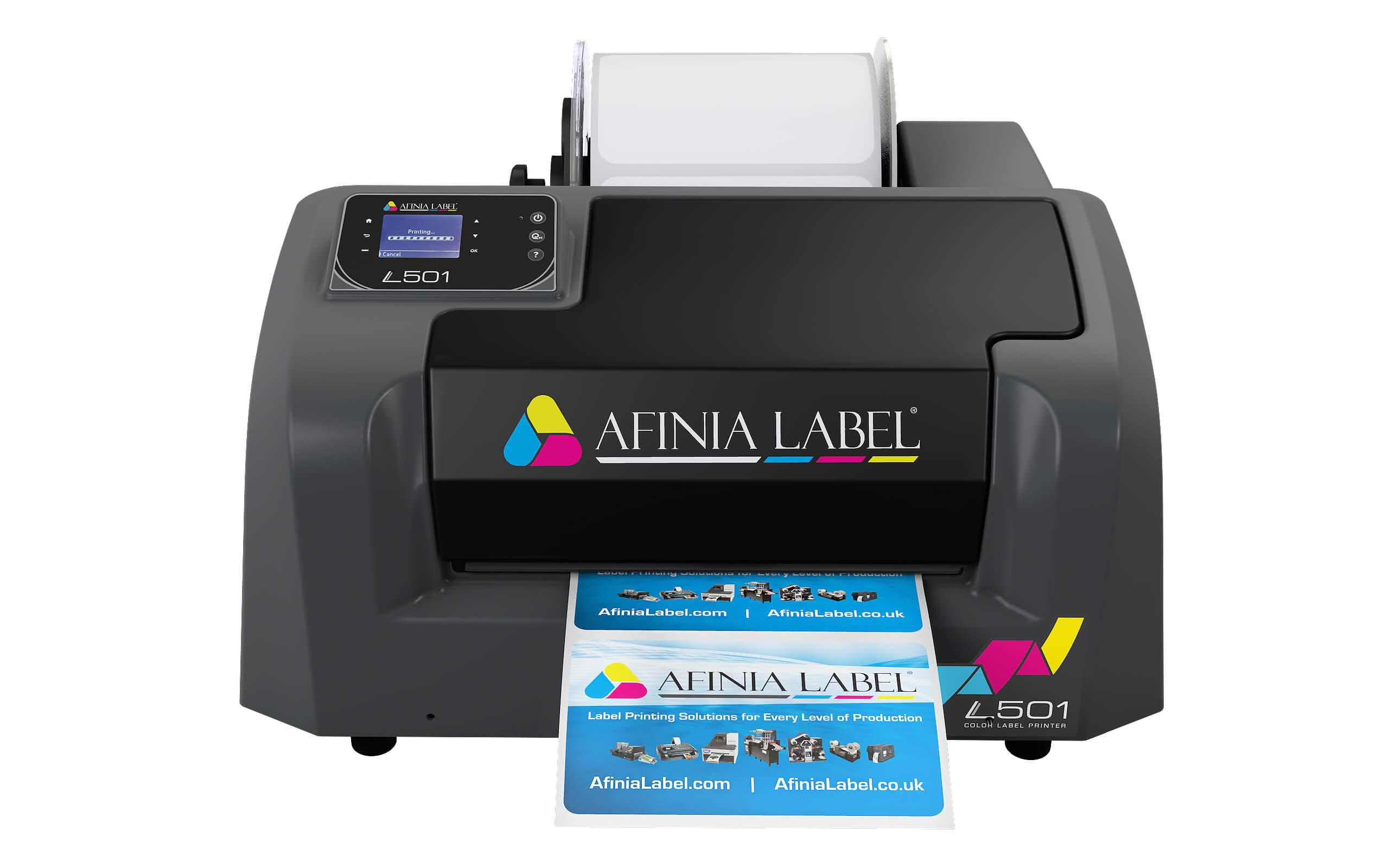Afinia L501 Kleuren Labelprinter