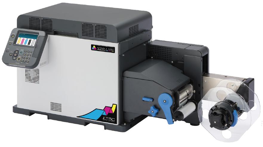 Afinia LT5C Kleuren Laserprinter