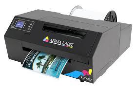 Afinia L502 Kleuren Labelprinter