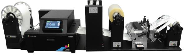 Flexibele folie printer